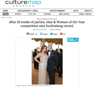 Man & Woman of the Year competition sets fundraising record