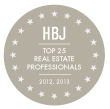 HBJ Top 25 Real Estate Proffesionals