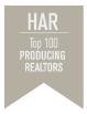 HAR Top 100 Producing Realtors